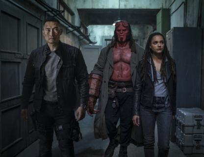 Hellboy – czym będzie się różnić postać Davida Harboura od poprzedniej?