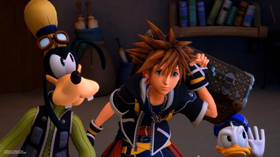 Kingdom Hearts III wyciekł. Twórcy mają radę na spoilery