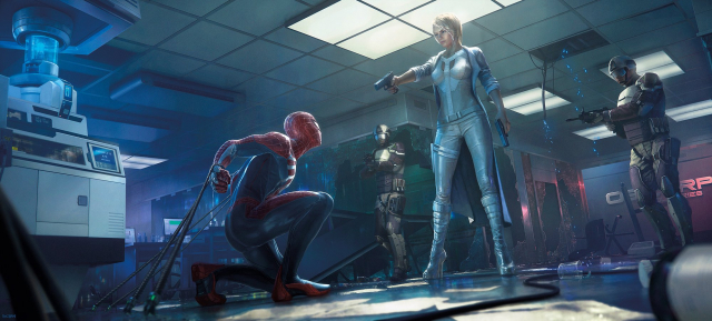 Marvel's Spider-Man z aktualizacją i nowym kostiumem