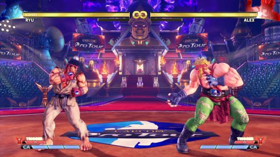 W Street Fighter V: Arcade Edition pojawią się reklamy
