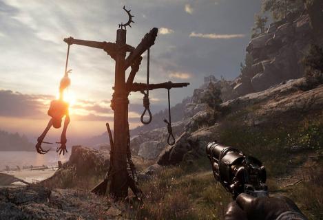 Witchfire - twórcy o podobieństwach do Painkillera i serii Dark Souls