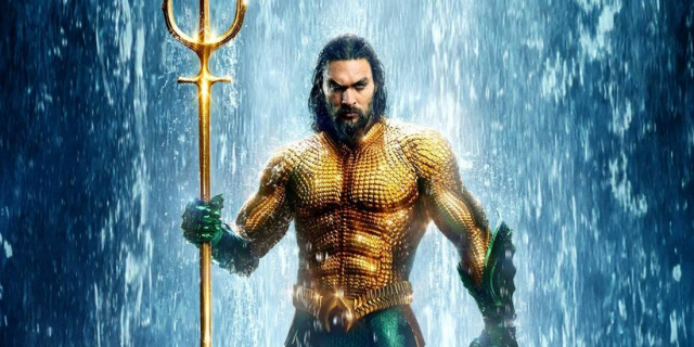 Aquaman – recenzja spoilerowa