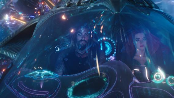 Box Office: Świetny drugi weekend Aquamana