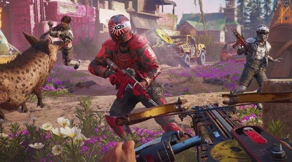 Far Cry: New Dawn – zwiastun gry przedstawia świat po apokalipsie