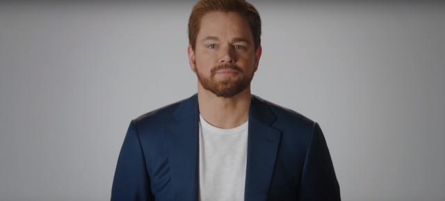 Matt Damon jako Chris Hemsworth. Skecz z przesłuchaniami do Oscarów