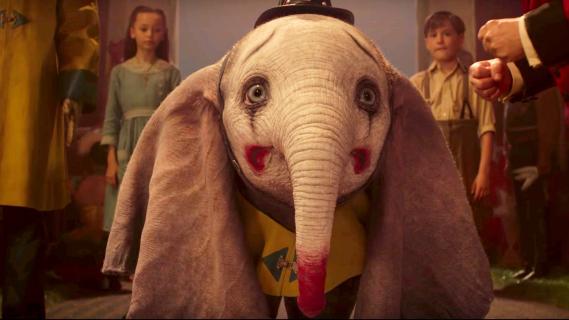 Dumbo – piosenka z animacji w nowej wersji. Zobacz spot