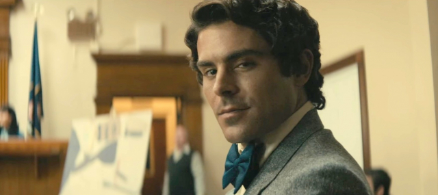 Zac Efron jako Ted Bundy. Zwiastun Extremely Wicked, Shockingly Evil and Vile