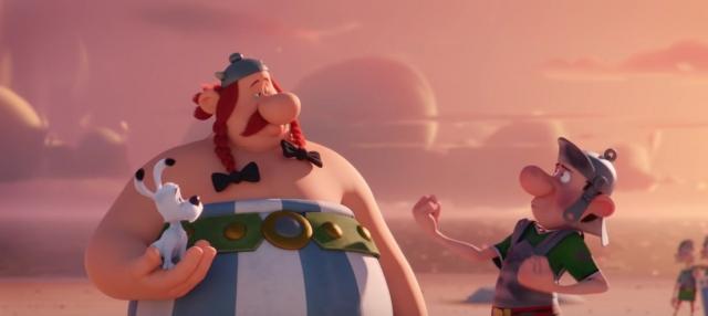 Asteriks i Obeliks. Tajemnica magicznego wywaru – recenzja filmu