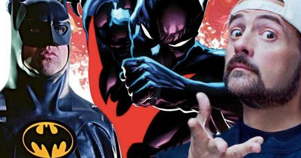 Batman Przyszłości z Michaelem Keatonem zarobiłby miliard? Tak twierdzi Kevin Smith