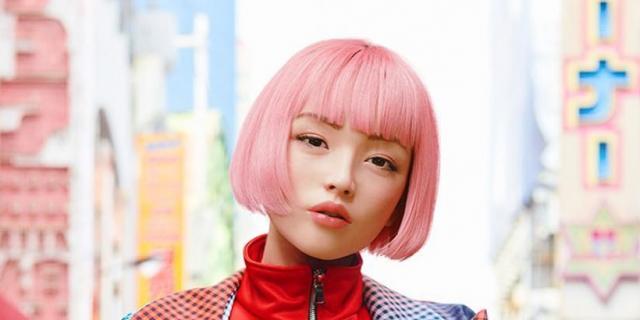 Japońska agencja stworzyła wirtualną modelkę
