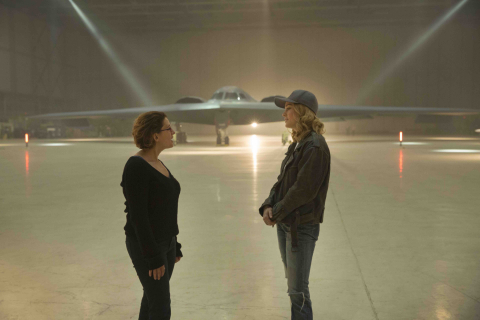 Kapitan Marvel – tylko jedna platforma VOD pokaże film