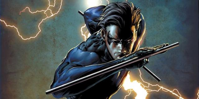 Titans - oficjalne zdjęcie stroju Nightwinga z serialu