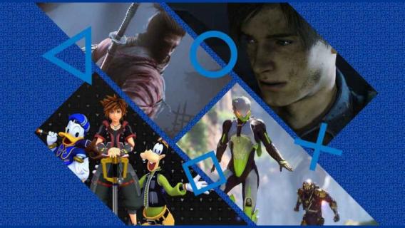 Sony zwiastunem zapowiada nadchodzące hity na PlayStation 4
