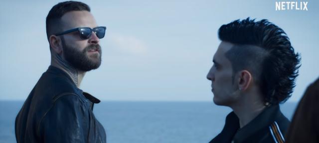 Suburra – zwiastun 2. sezonu serialu Netflixa. Rzymska mafia powraca