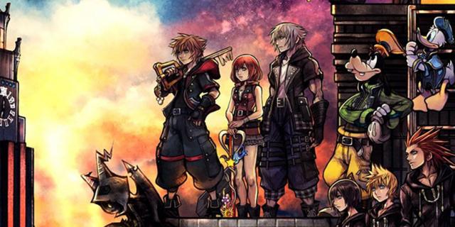 Kingdom Hearts III doczeka się DLC? Są pierwsze nieoficjalne informacje