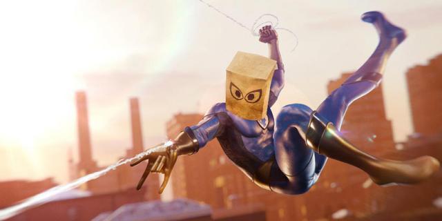 Marvel's Spider-Man: Zobacz kostiumy związane z Fantastyczną Czwórką