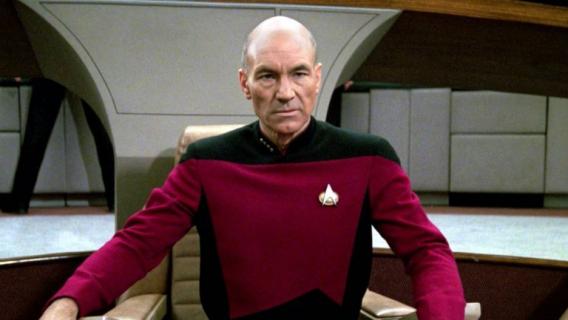 Star Trek: Picard - oto nowy Numer Jeden. Jest zdjęcie