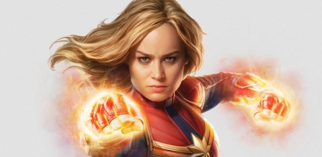 Kapitan Marvel – nowy spot i zdjęcie superbohaterki MCU