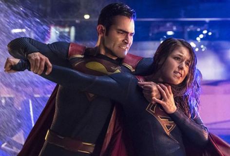 Superman w The CW z własnym serialem? Tyler Hoechlin chciałby do MCU