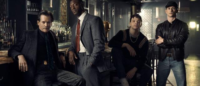 City on a Hill – Kevin Bacon jako agent FBI. Zwiastun nowego serialu