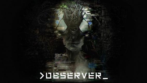 Zobacz materiał z gry Observer na Nintendo Switch