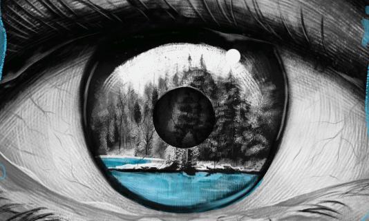 Oczy uroczne: premiera i fragment nowej powieści Marty Kisiel