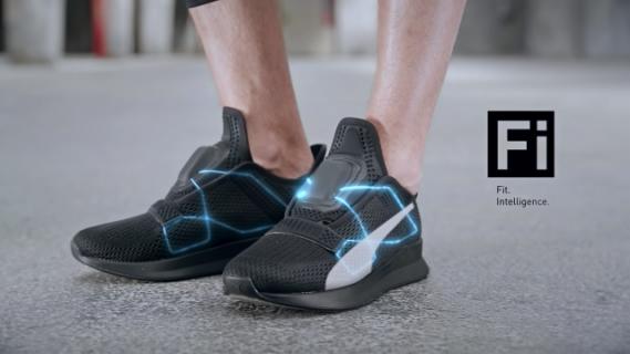 Puma też chce mieć buty jak z Powrotu do przyszłości