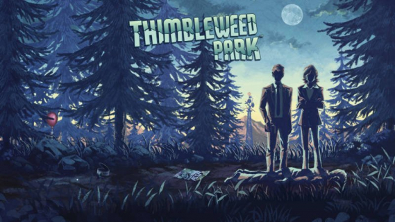 Thimbleweed Park za darmo na Epic Games Store