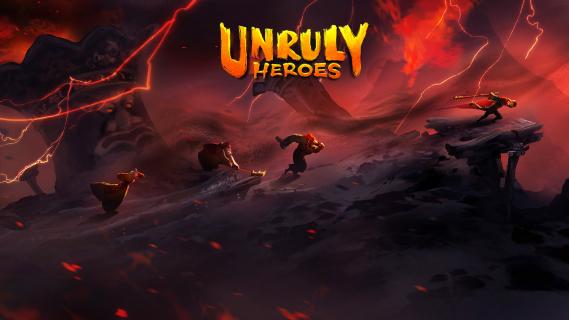 Unruly Heroes – recenzja gry