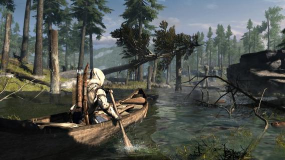 Assassin's Creed III trafi na Switcha? O tej wersji wspomina nawet strona Ubisoftu
