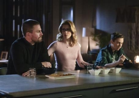 Arrow; sezon 7, odcinek 13 – recenzja