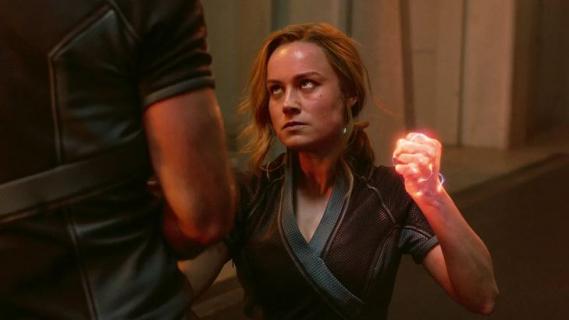 Kapitan Marvel – oto nowe spoty filmu MCU. Tak zmieniają się Skrulle