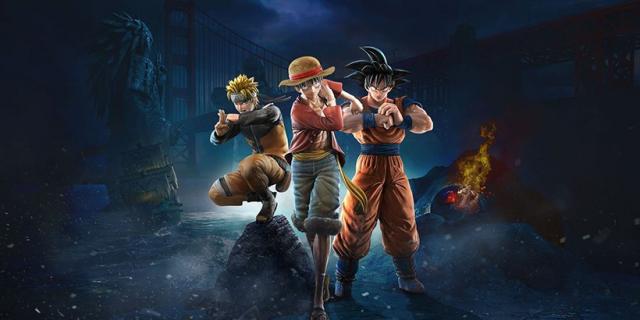 Goku, Naruto i Luffy w jednej grze. Zobacz premierowy zwiastun Jump Force