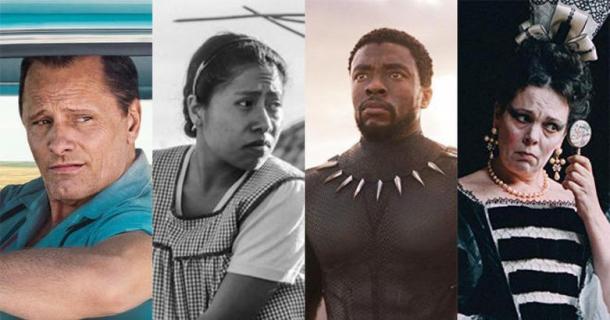 Oscary 2019 – Green Book triumfuje. Czarna Pantera też, Zimna wojna bez nagrody