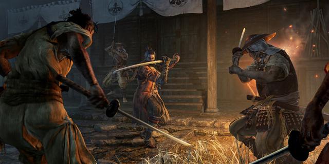 Sekiro: Shadows Die Twice – narodziny wojownika. Zobacz fabularny zwiastun gry