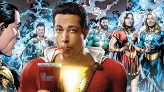 Shazam! – w filmie zaroi się od innych herosów? Sugerują to te figurki