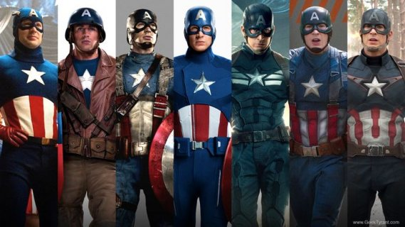 Avengers: Koniec gry – ewolucja kostiumów. 10 Years Challenge w MCU