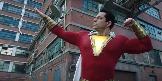 Shazam! - kiedy bohater spotka na ekranie Black Adama? Levi o sytuacji