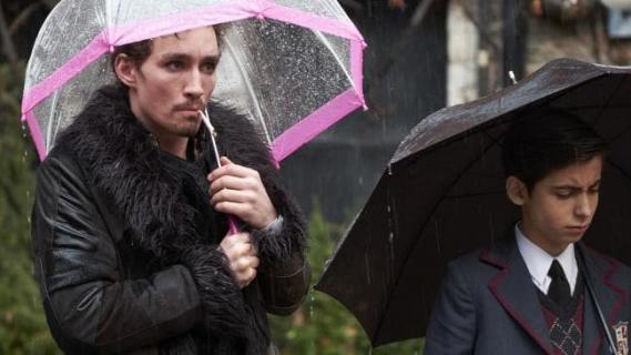 The Umbrella Academy – będzie 2. sezon? Twórcy komiksów już pomogli