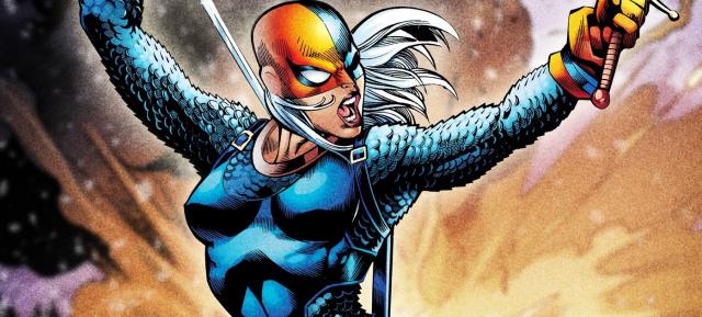 Titans – oto serialowa Ravager, córka Deathstroke'a. Aktorka obsadzona