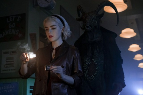 Riverdale i Chilling Adventures of Sabrina - dojdzie do crossoveru seriali? Intrygujące zdjęcie