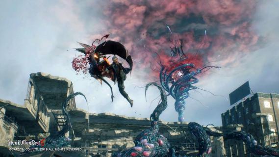 Devil May Cry 5 – cenzura wkradła się do zachodniej wersji gry