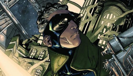 Doktor Star i Królestwo Straconej Przyszłości – recenzja komiksu