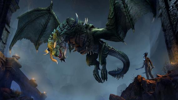 The Elder Scrolls Online - gra inna niż wszystkie. Czy warto poświęcić czas?