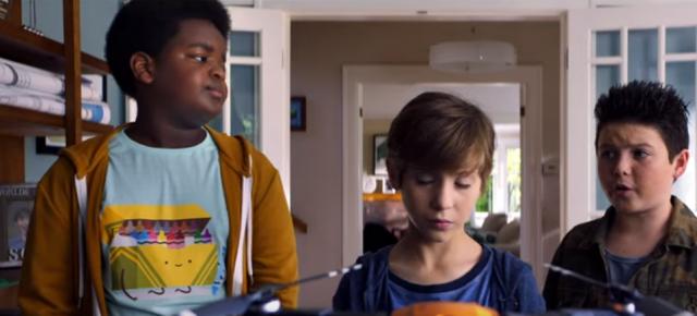 Good Boys – zwiastun nowej komedii producentów Supersamca. Dzieciaki i epicka przygoda