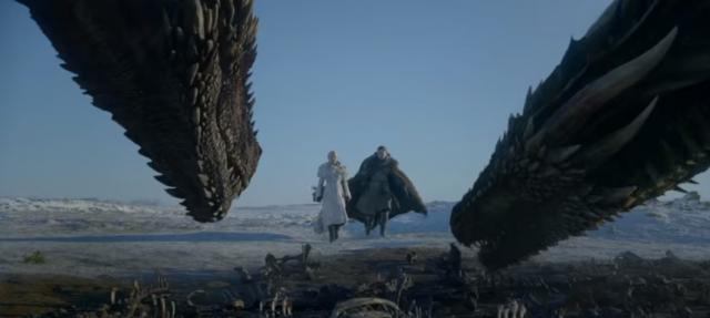 Gra o tron s08e03 - serial HBO z nowym rekordem oglądalności