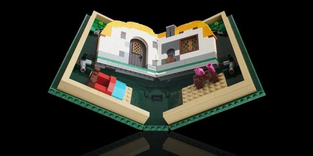 Galaxy Fold według LEGO: 5 cali czystej, nieograniczonej rozrywki