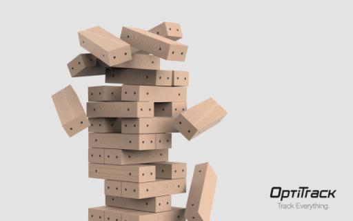 System OptiTrack prześledzi setki obiektów w wirtualnej rzeczywistości