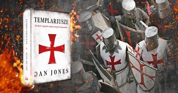 Templariusze – wygraj książkę historyczną współtwórcy serialu!