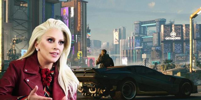 Lady Gaga może pojawić się w Cyberpunk 2077. Data premiery jeszcze w tym roku?
